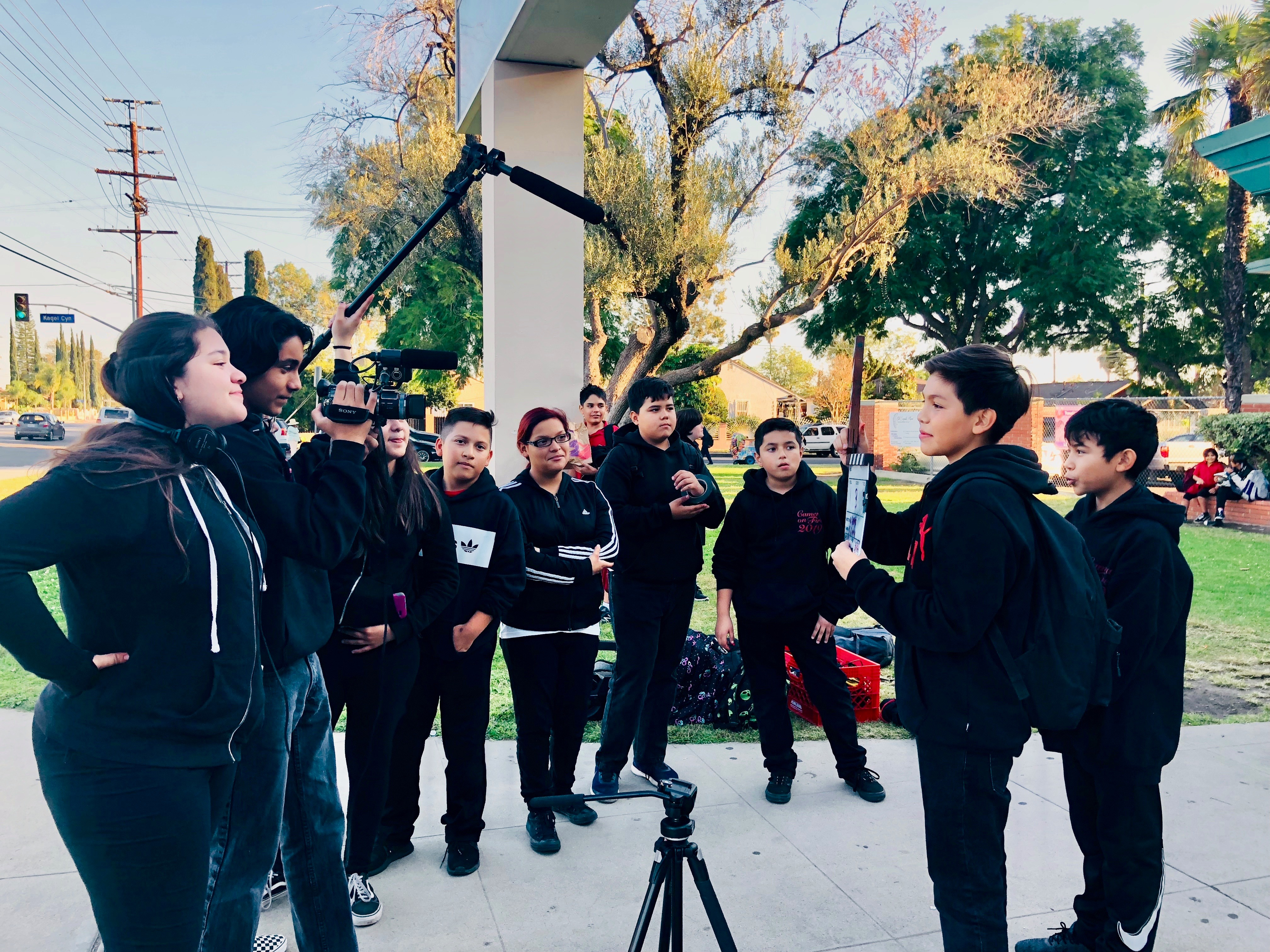 Pacoima Middle School Film/Media/Performing Arts Magnet